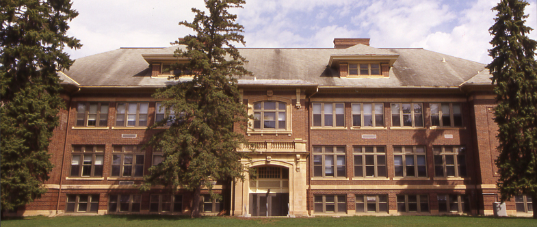The former Northfield Middle School.