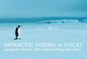 Antarctic Visions and Voices