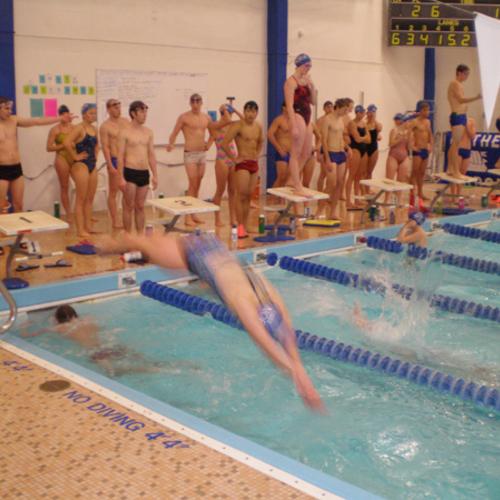 Carleton College Varsity Athletics Hour Of Power Relay 2007