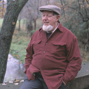 Keith Harrison, professor emeritus of English and writer-in-residence