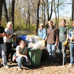 Cannon River clean up