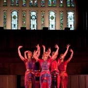 Ragamala Dance Company gives fabulous performance in Carleton's Skinner Memorial Chapel