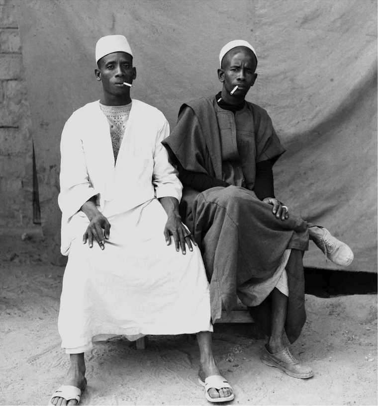 Double portrait, Timbuktu