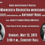 Carleton College Presents Rare Performance by Key Members of the Minnesota Orchestra