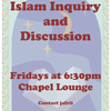 Islam Inquiry and Discussion