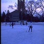 Broomball and the Chapel