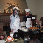 2011 Halloween Contest Decorating Contest Winners