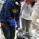 Advanced Class Raku Firing