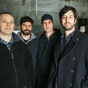 The Counterfactuals, featuring Andy Flory, Jason Decker, Daniel Groll, and Mike Fuerstein.