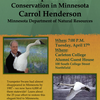 Trumpeter Swan Conservation in Minnesota
