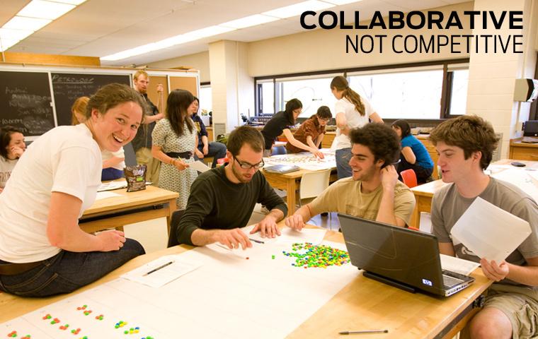 Collaborative Classroom App ~ Carleton college admissions academics