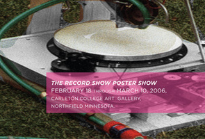 The Record Show Poster Show