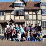 Shakespeare's Birthplace - Winter 2014