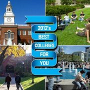 "Newsweek's ""2012's Best Colleges for You"""