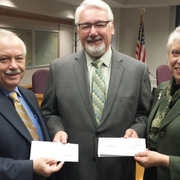 College Donation to city of Northfield