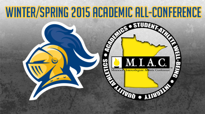 48 Carleton student-athletes earned MIAC Academic All-Conference honors during the winter and spring