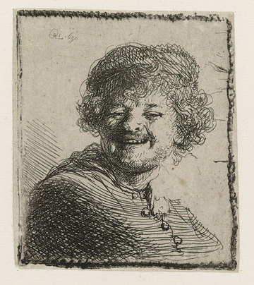 Rembrandt's Laughter and the Love of Art | Midwestern