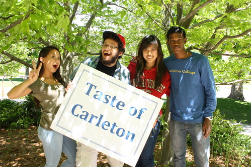 Taste of Carleton: Your chance to see what we're all about!