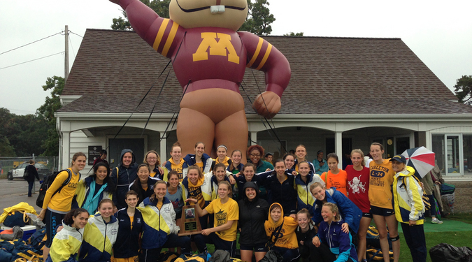 Third Place at the Roy Griak Invitational