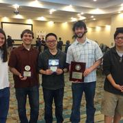 2014-15 Carleton College Chess Team