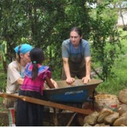 Lauren Sofen '10, Peace Corps Volunteer