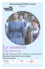 IFF presents Le Semeur on 9/30 at 7pm in Weitz Cinema
