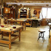 The Boliou Woodshop