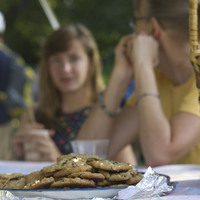 Cookies and Carleton go together like new students and . . . unicorns?