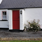 Door, Holiday Cottage