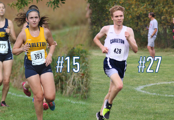 Carleton College cross country