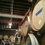 Inside Red Hook Winery