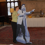 Ann and Elvis duet