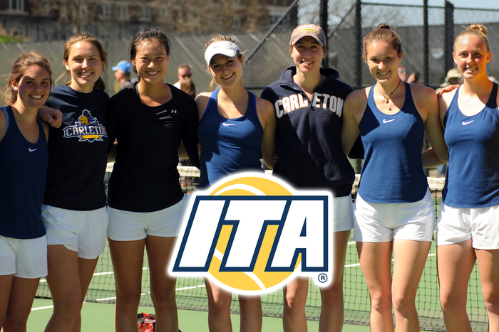 Carleton women's tennis
