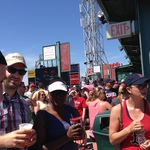 Mariners/Red Sox Happy Hour