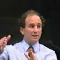 Paul Wellstone at Convocation