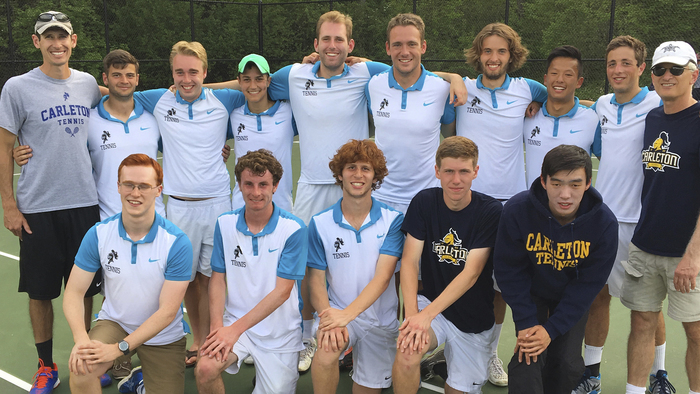 Carleton Men's Tennis