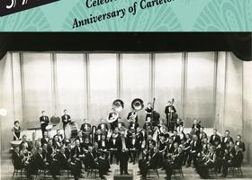 Symphony Band Concert Poster