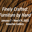 Finely Crafted: Furniture by Hand