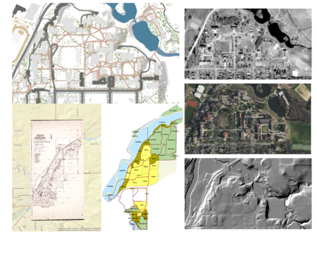 Campus GIS Data
