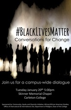 #BlackLivesMatter: Conversations for Change