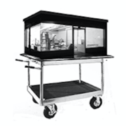 Peripatetic Gallery Cart