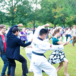 Martial Arts at the Activities Fair 2014