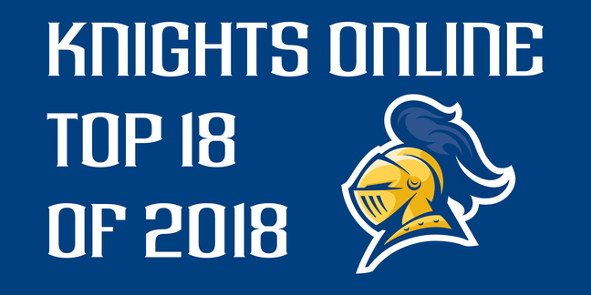 Knights Online to 18 storylines of 2018