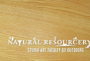 Natural Resourcery: Studio Art Faculty Go Outdoors