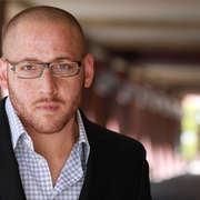 Author and mental health advocate Kevin Hines