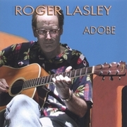 CD Cover of Adobe by Roger Lasley