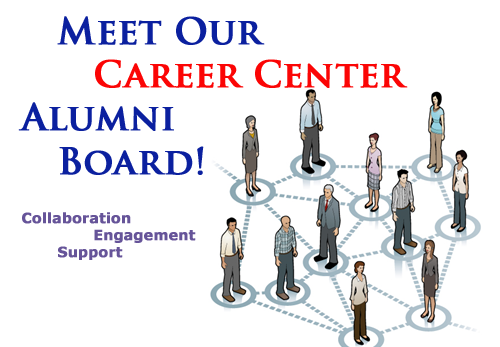 Meet our Alumni Board