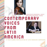 Contemporary Voices from Latin America: Matthew McCright and Francesca Anderegg