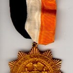 Medal of the Mayor's Committee of the City of New York.