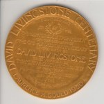 1930 David Livingstone Gold Medal of the American Geographical Society